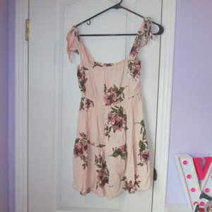 Flynn Skye floral mini dress